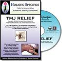 tmj relief from jaw joint pain